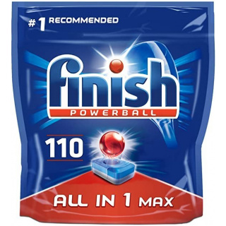 Finish Tabs All In One Max 110stk