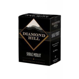 Diamond hill shiraz merlot
