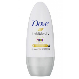 Dove Roll On Invisible Dry 50m