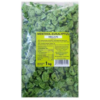 Menthol Eukalyptus Lys 1 kg