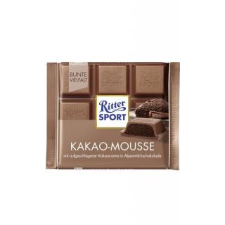 Ritter sport kakao mousse