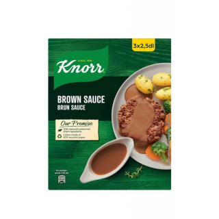knorr sauce brun