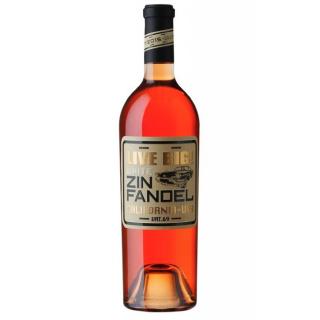 Live Big zinfandel rosé