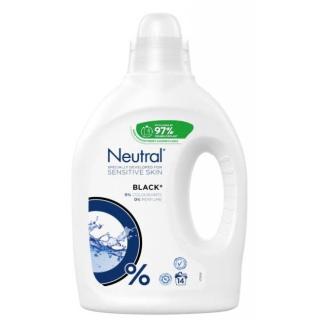 Neutral Flydende Black 1250 ml